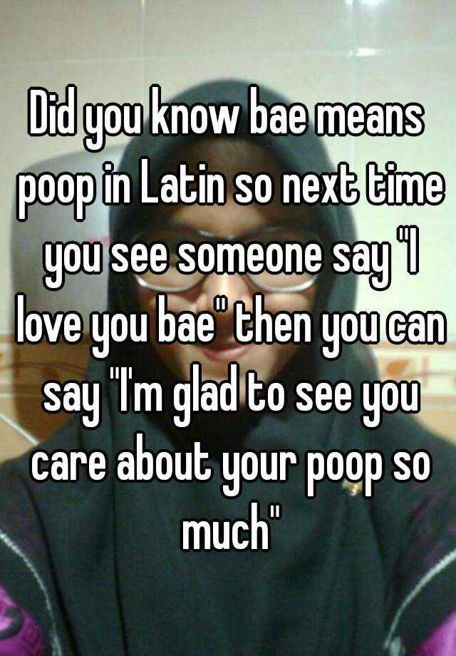 Love You In Latin