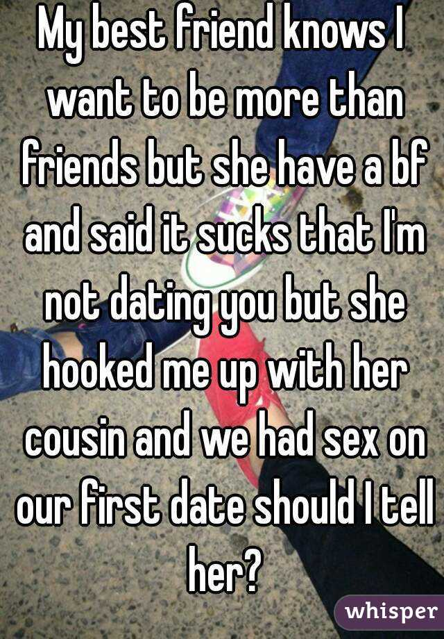 Not But Than More Dating Friends