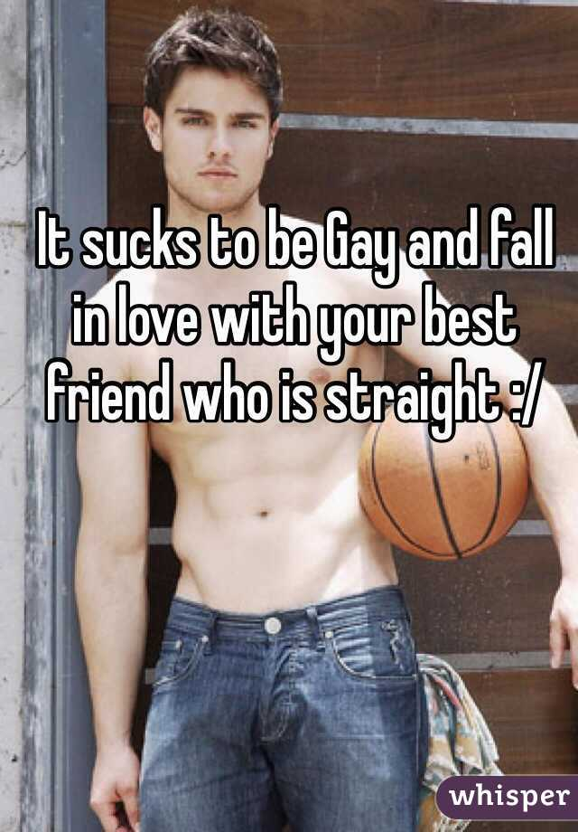 IN LOVE WITH BEST FRIEND BUT NOT GAY