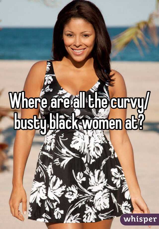 Reply, Busty curvy black women you incorrect