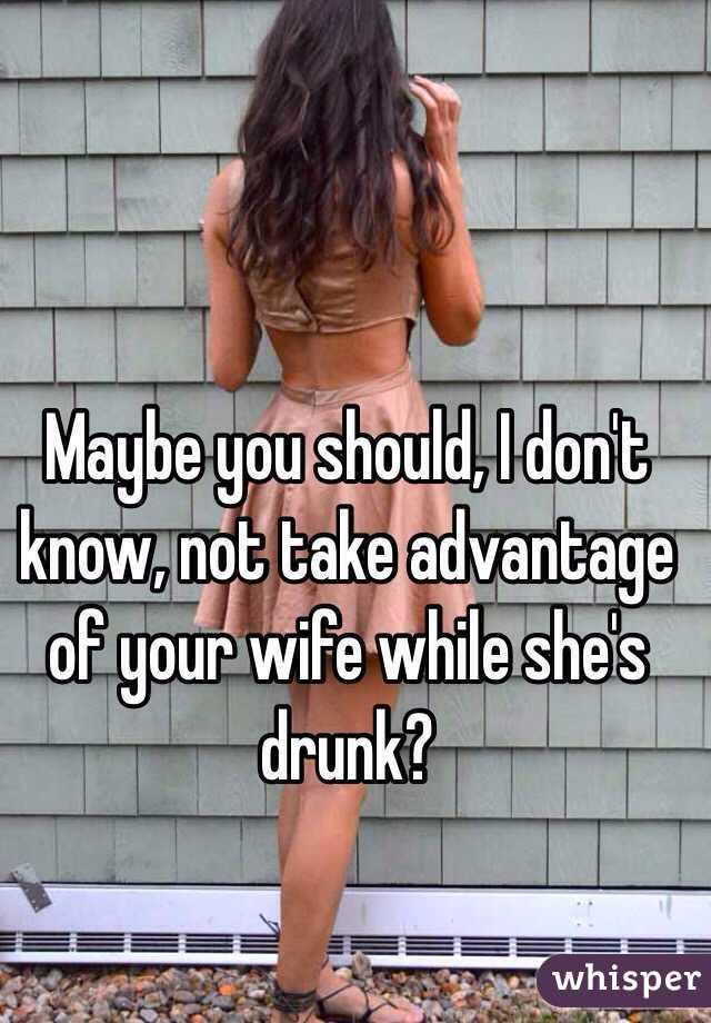 Japanese Wife Drunk Husband
