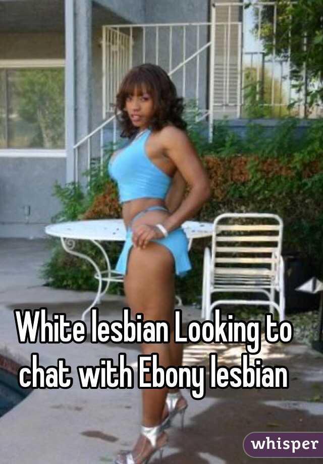 Ebony lesibans