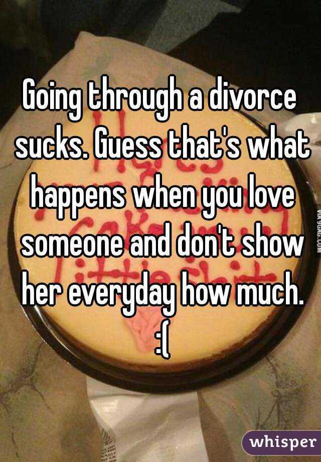 Dating A Im Through Man Divorce Going A