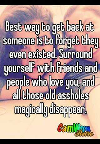 Tips on how to forget someone you love