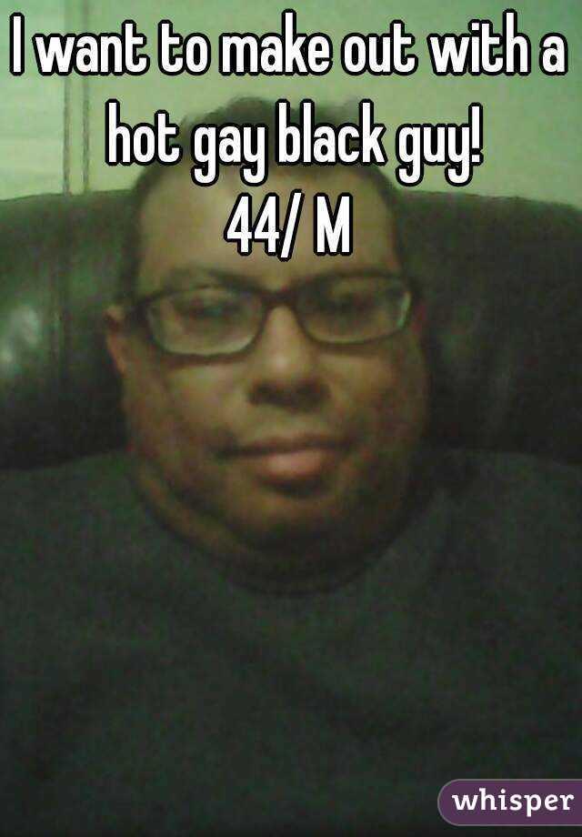 Hot gay makeout