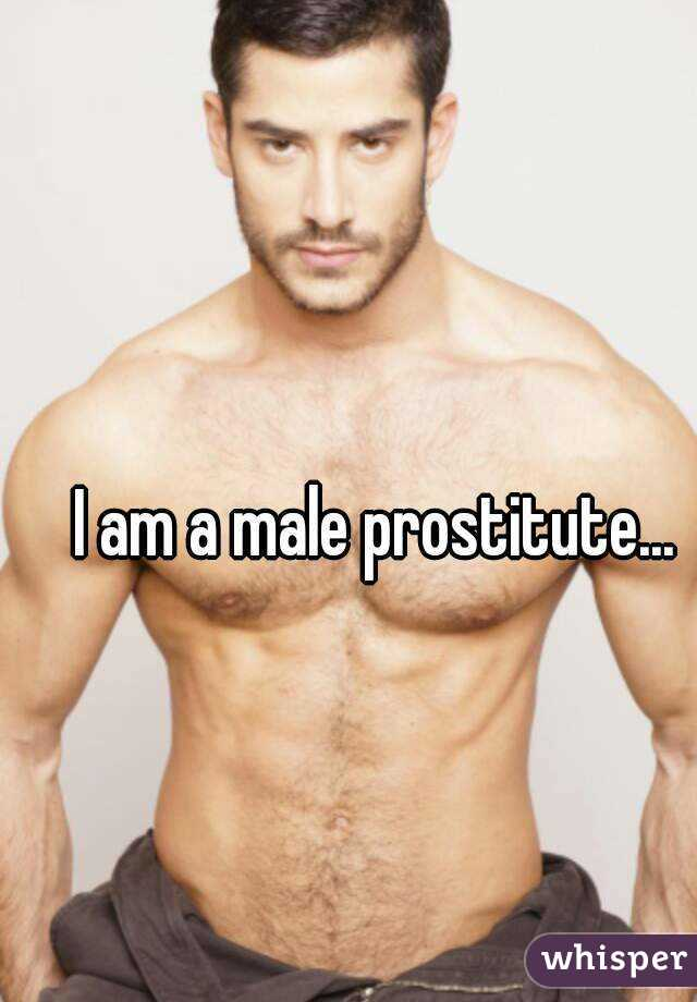Male become want prostitute to Inside story: