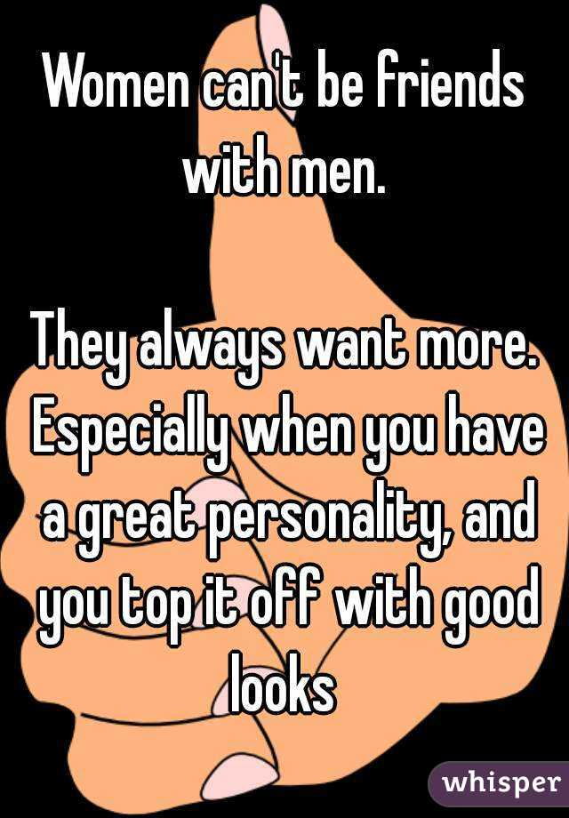 why men and women can t be friends