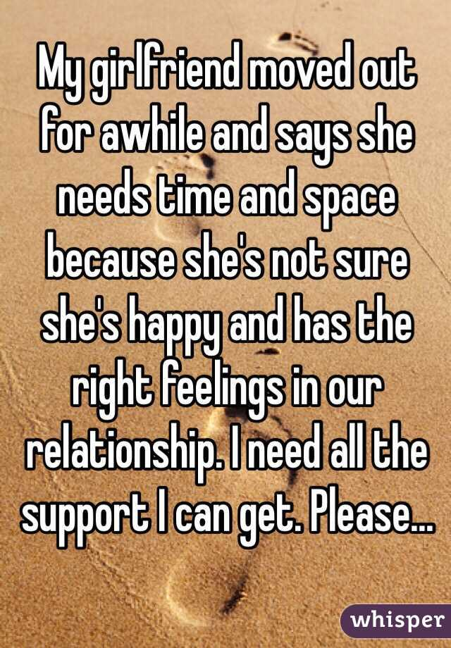 When Someone Needs Space In A Relationship