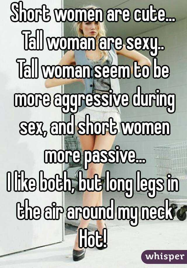 Sexy tall women sex something is