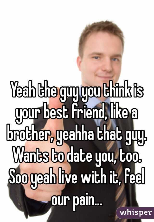 Guy Wants To Be Friends After Dating