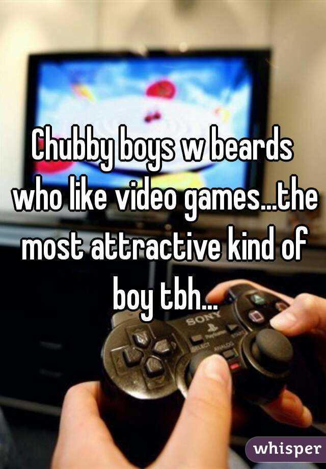 Chubby boy video