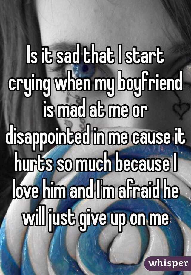 When My Boyfriend