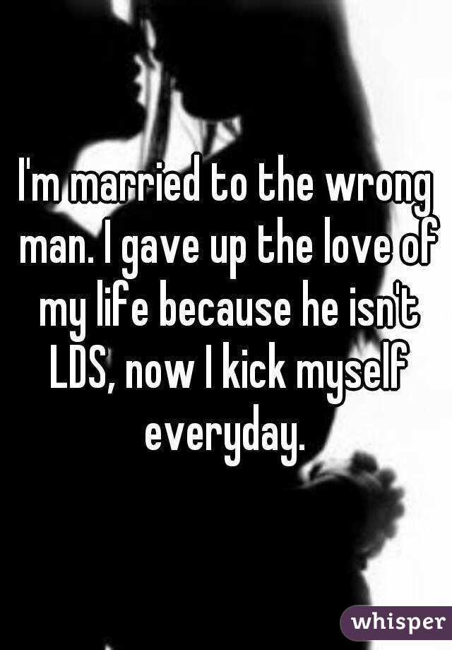 I m married mate