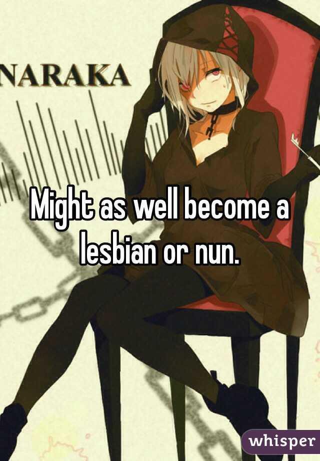 Anime nuns lesbian