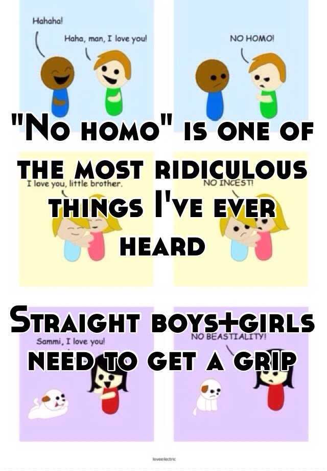 Straight teens doing homo stuff