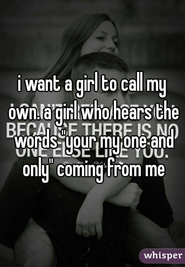words to call a girl