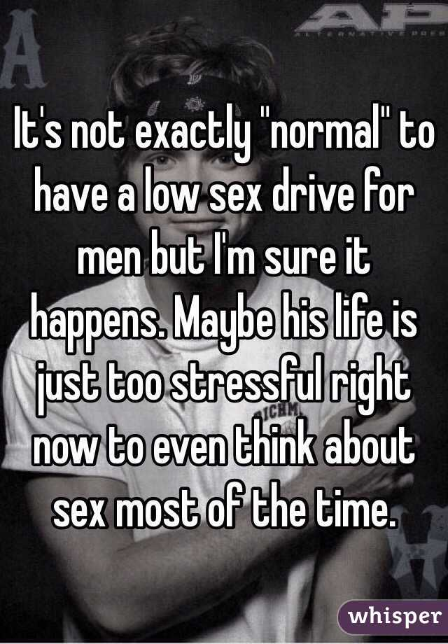 Have a drive why my sex does boyfriend low Cosmopolitan: When