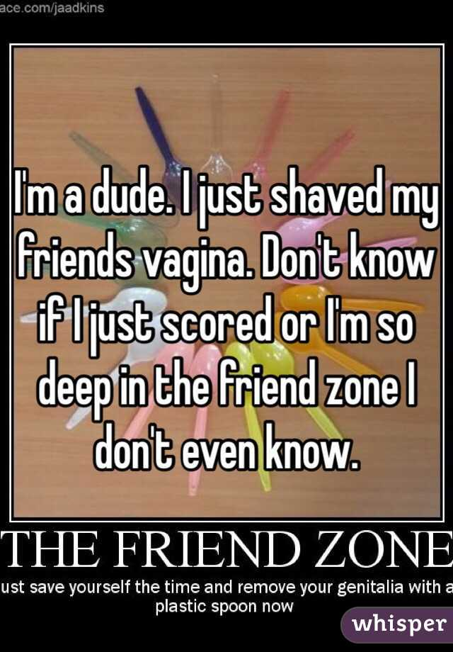 How to friendzone someone