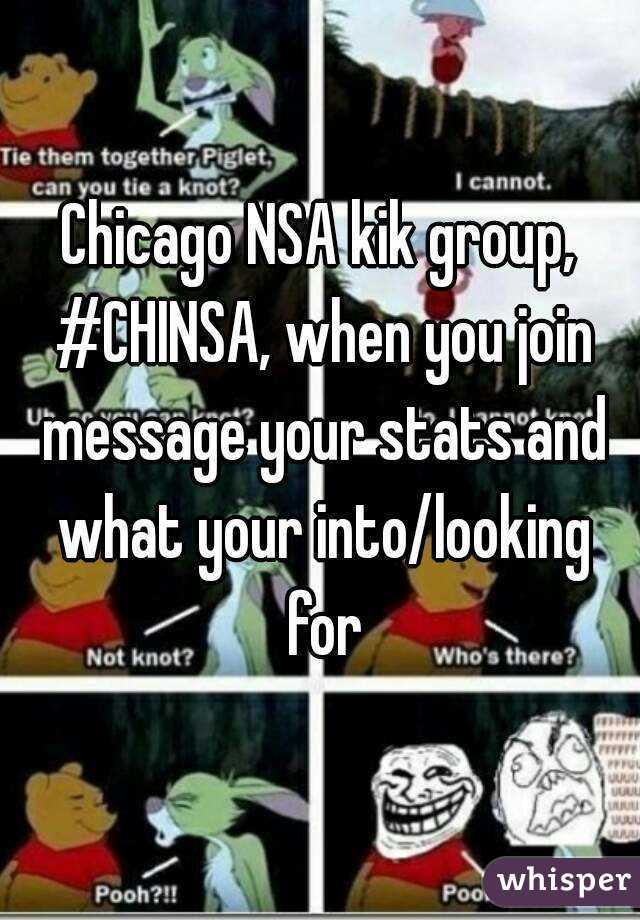 Chicago kik