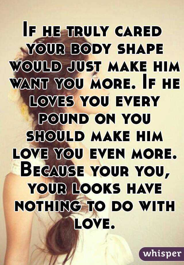what to do to make him love me