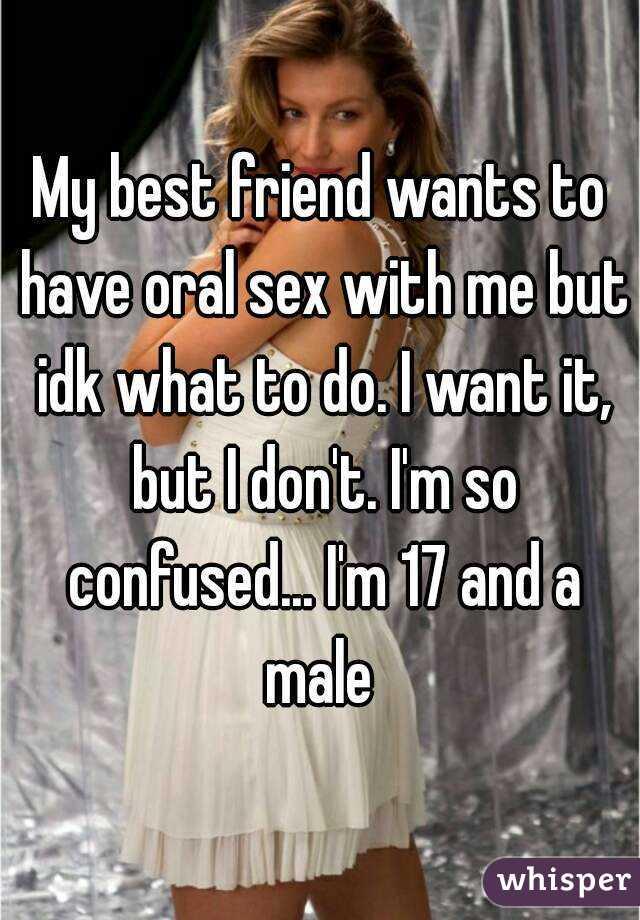 My Female Friend Wants To Sleep With Me