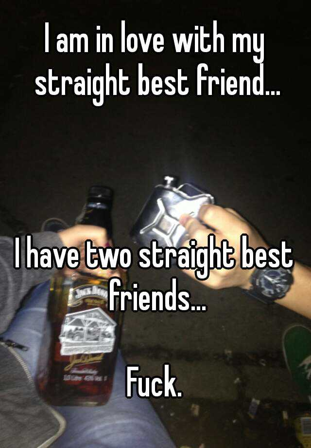 Straight friends two