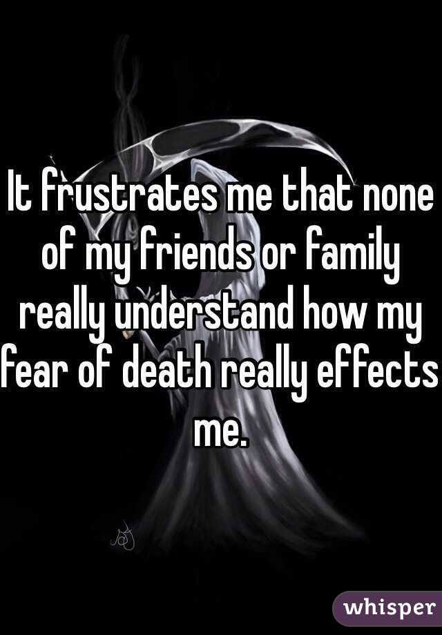 effects of death on family