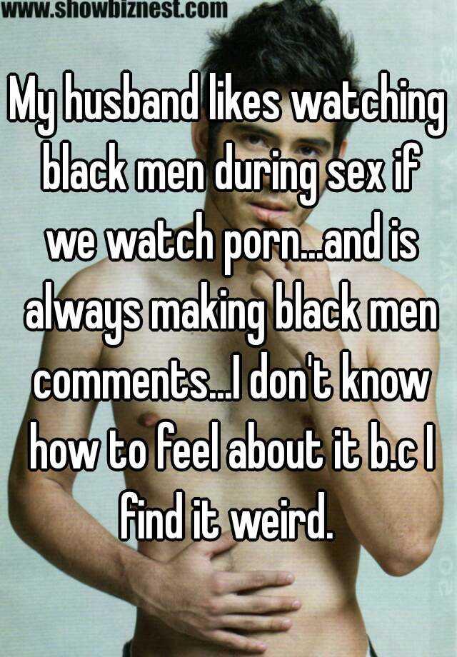 Watching My Husband Get Fucked