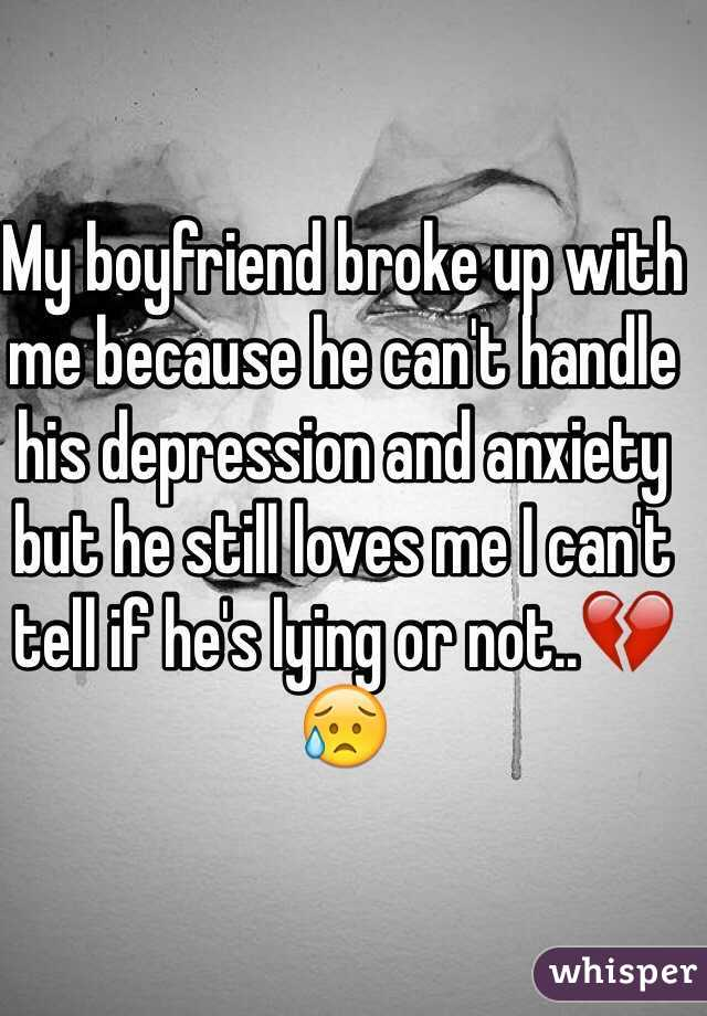 how can i tell if my boyfriend is lying
