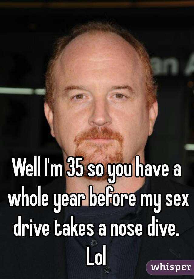 Nose dive sex
