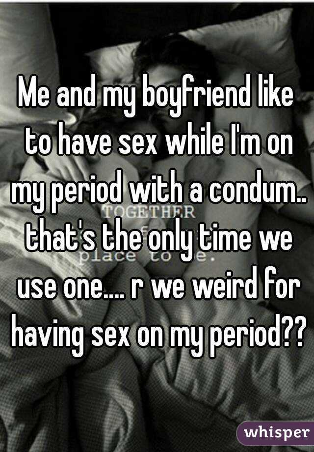 Me and my boyfriend sex