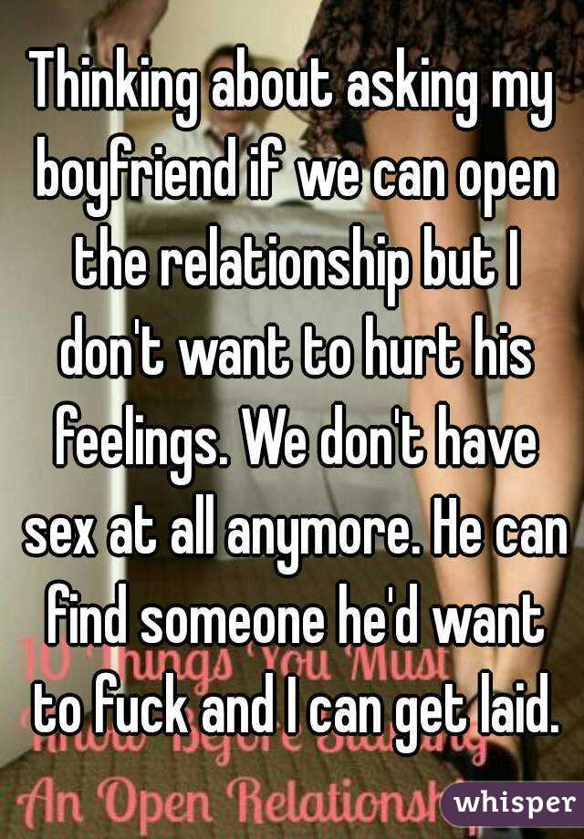 I Don T Want To Have Sex With My Boyfriend