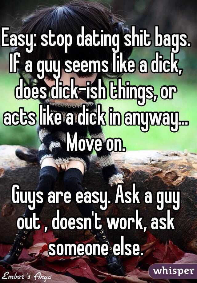 asking a guy out at work