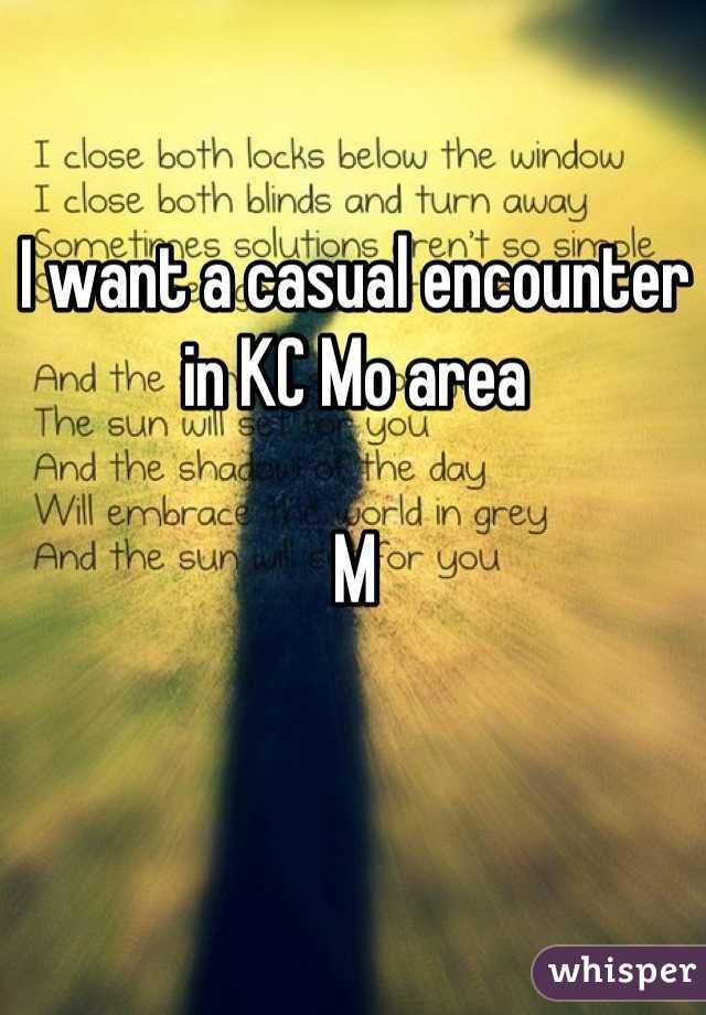 Kc casual encounters