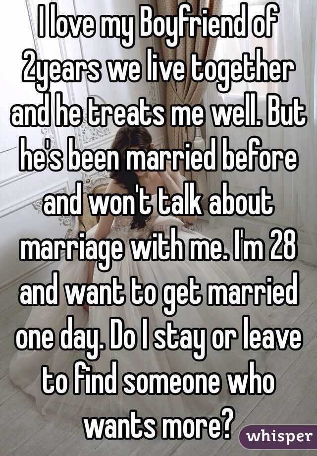 I want to leave my boyfriend but we live together