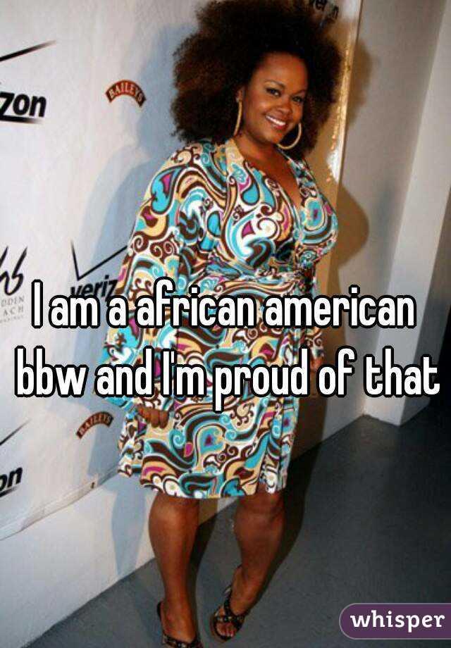 Bbw african