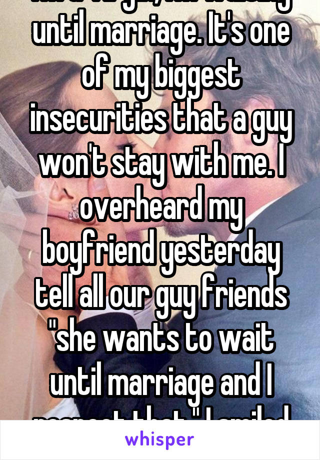 is waiting until marriage worth it