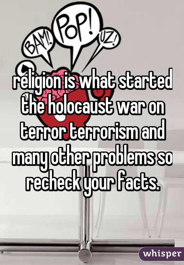 terrorism essays conclusion