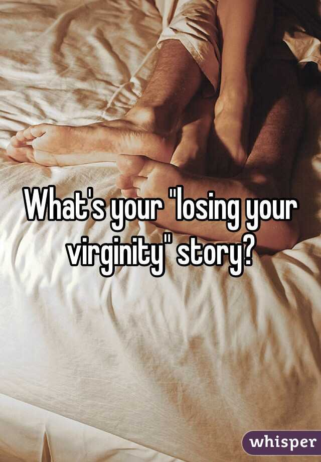 Erotic stories about losing your virginity pic 121