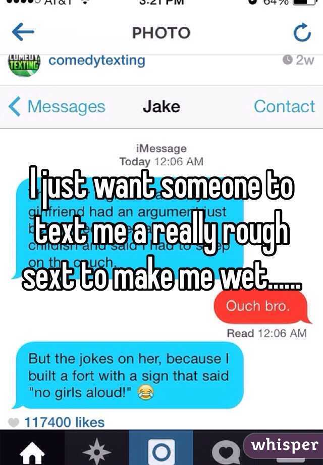 Making A Girl Wet By Texting