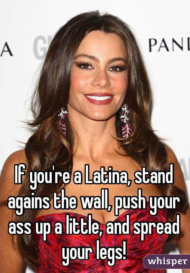 Latina ass pix
