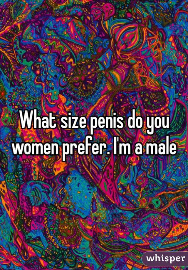 What size penis do you like