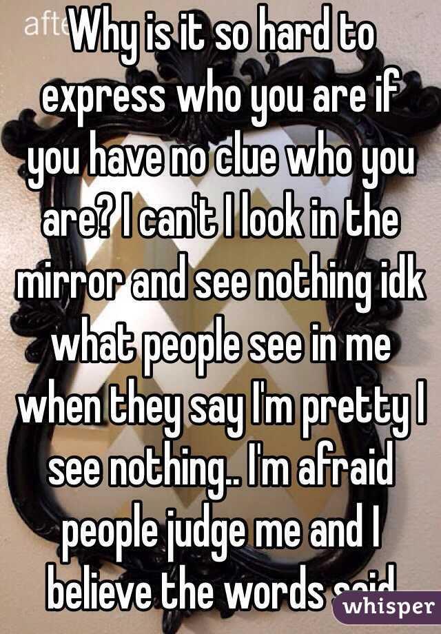 people judge me because im pretty