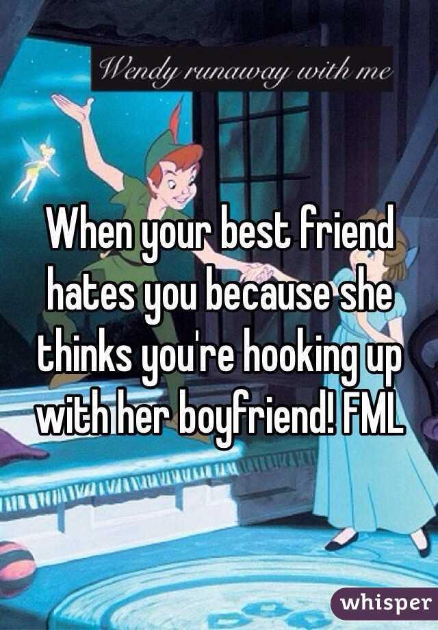 her? i like Friend thinks