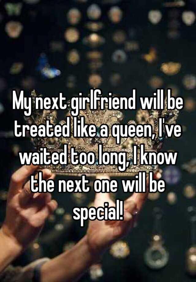 the next girlfriend