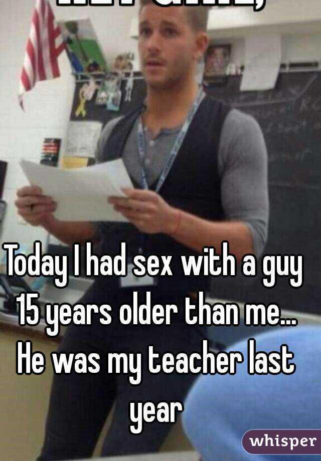 Had sex with my teacher pic 95