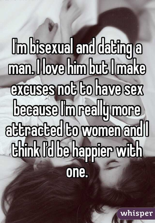 I think i am bisexual