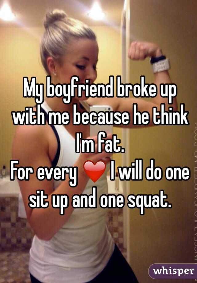 i feel like my boyfriend takes me for granted