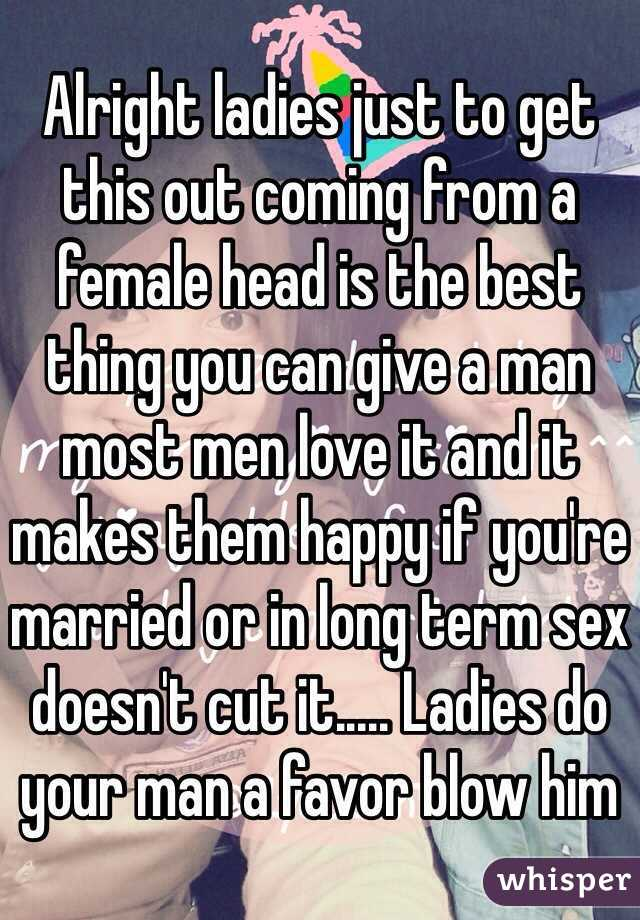Useful topic Give head sex thing and