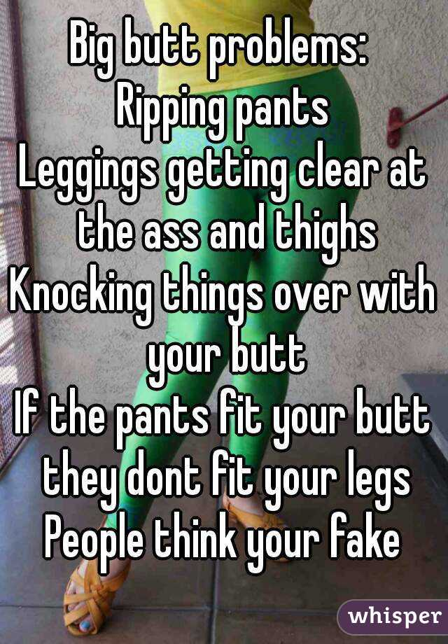 Shall agree pants dont fit ass to big apologise